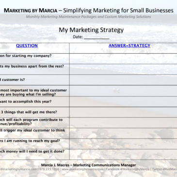 What is your Marketing Strategy for 2017?