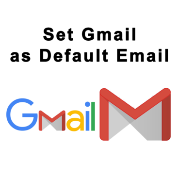 How to set up Gmail as your default email in Chrome